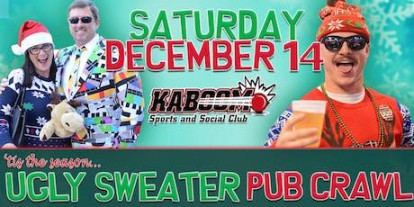 7th Annual Ugly Sweater Pub Crawl tickets