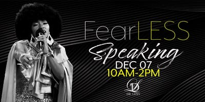 FearLESS Speaking w/Dr. Lexy
