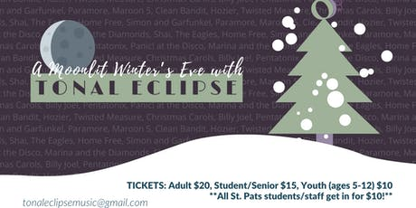 A Moonlit Winter's Eve with Tonal Eclipse tickets