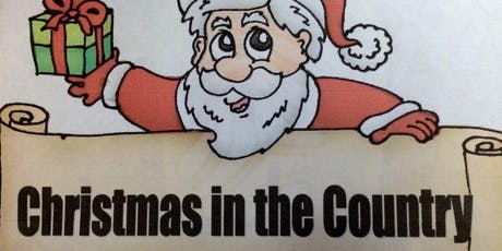 Visit Santa At Smalltown Christmas In The Country tickets