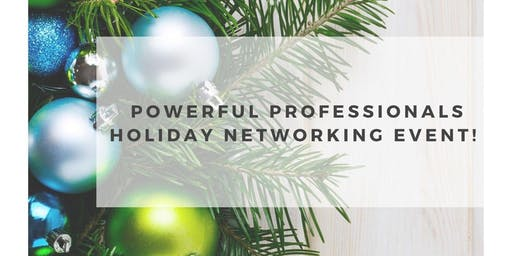 12/5: Networking Event