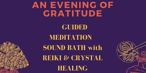 Meditation & Sound Healing with Jaclyn Urban and Ashley Bennett