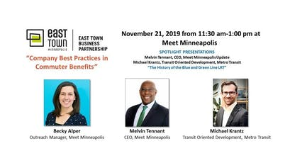 ETBP November 21 Business Forum at Meet Minneapolis tickets