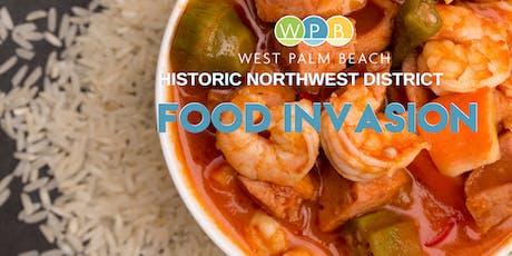 Historic Northwest Food Invasion tickets