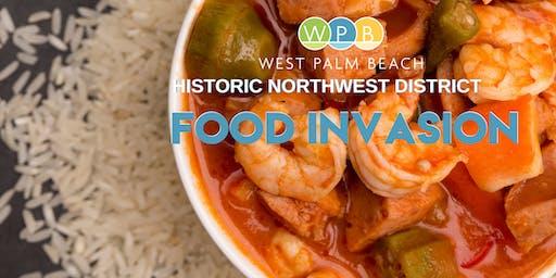 Historic Northwest Food Invasion