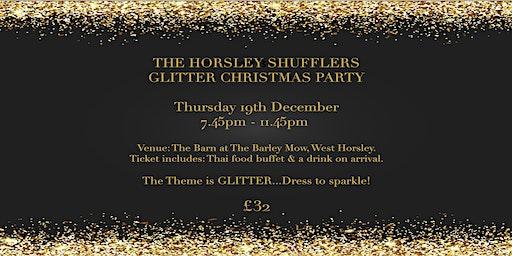 The Horsley Shufflers Glitter Christmas Party