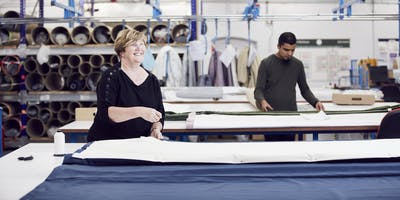 The John Lewis & Partners Textiles Factory Experience