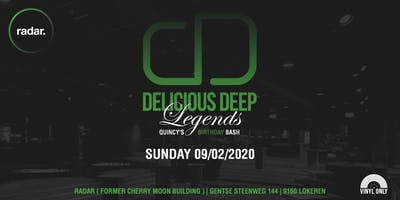 "Delicious Deep \""Legends Quincy\"