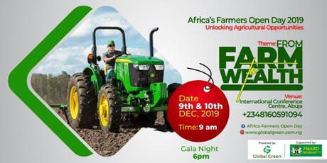 AFRICA'S FARMERS OPEN DAY tickets