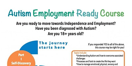 Autism Employment Ready Course tickets