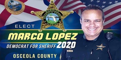 Marco Lopez Fundraiser