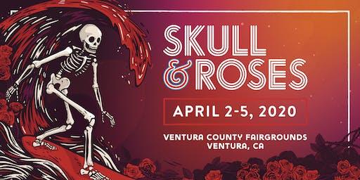 Skull & Roses Festival