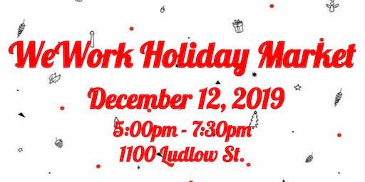 WeWork Holiday Market