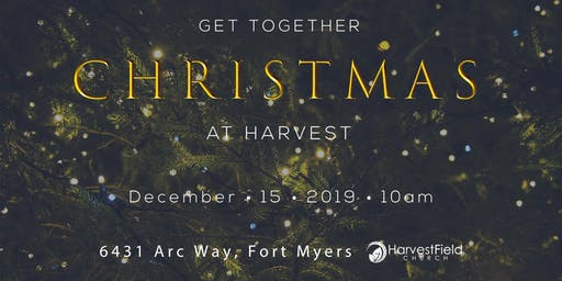 CHRISTMAS - HARVEST FIELD - FORT MYERS - 19