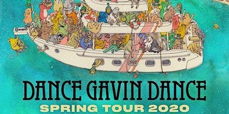 Dance Gavin Dance tickets