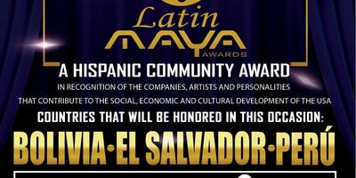 Latin Maya Awards 2019