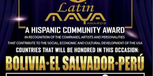 Latin Maya Awards 2019