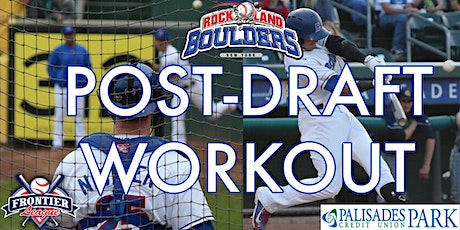 New York Boulders Post-Draft Workout tickets
