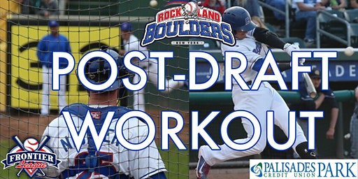New York Boulders Post-Draft Workout