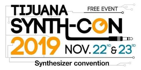 Tijuana Synth-Con 2019 entradas