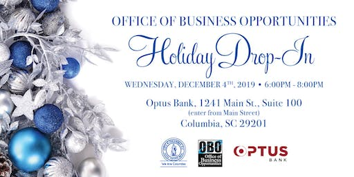 OBO Holiday Drop-In 2019