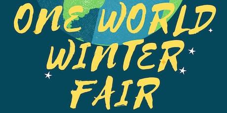 One World Winter Fair Southend tickets