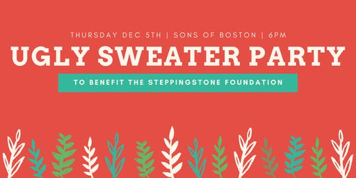 Steppingstone Board of Young Professionals Ugly Sweater Party