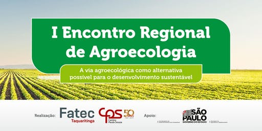 I Encontro Regional de Agroecologia