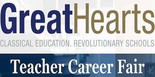 Great Hearts Texas Teacher Career Fair