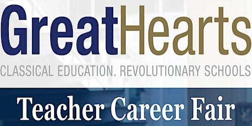 Great Hearts Texas Teacher Career Fair