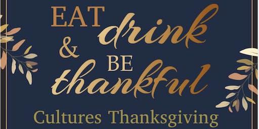 Cultural Thanksgiving Dinner