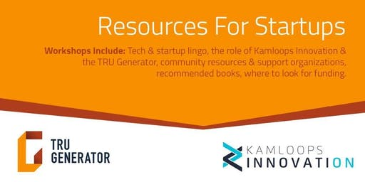 Startup Basics: Resources