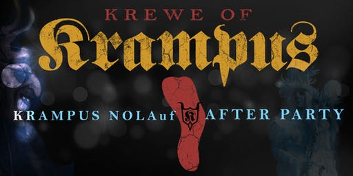 Krewe of Krampus NOLAuf After Party