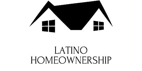 Latino Homeownership Guide tickets