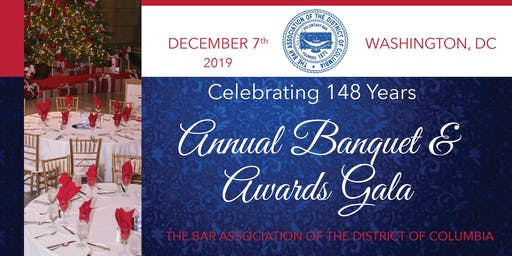 148th Annual Banquet & Awards Gala