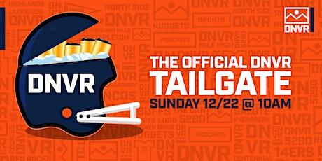 DNVR Football Tailgate tickets