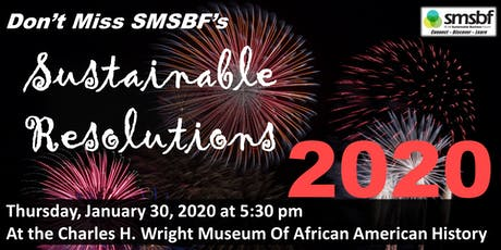 Sustainable Resolutions Fundraiser tickets