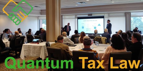 Tax and Estate Planning Seminar by Quantum Tax Law tickets