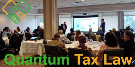 Tax and Estate Planning Seminar by Quantum Tax Law