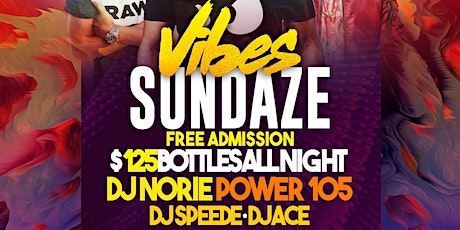 Vibes Sundaze tickets