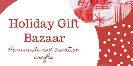 Holiday Gift Bazaar