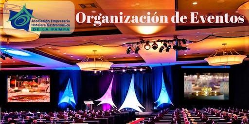 CURSO DE ORGANIZACIÓN DE EVENTOS EN HOTELERÍA y GASTRONOMÍA