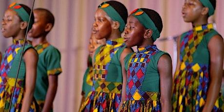 The African Children's Choir tickets