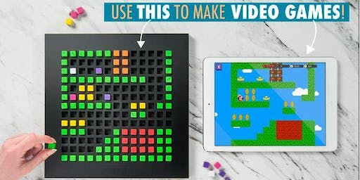Create Your Own Video Game With Bloxels(Central Library)