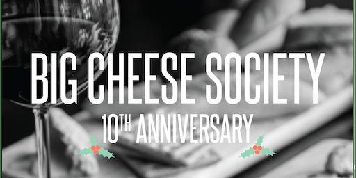 Big Cheese 10th Anniversary