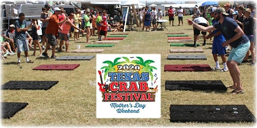 2020 Texas Crab Festival Washers Tournament