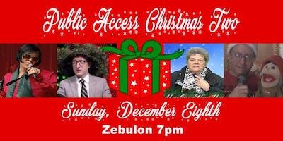 Public Access Christmas 2