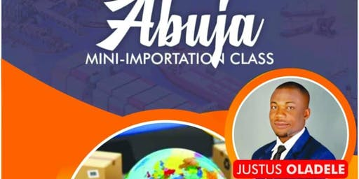 Abuja Importation Training
