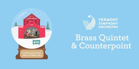 Brass Quintet and Counterpoint - Newport tickets