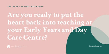 Workshop - Teaching from the Heart tickets